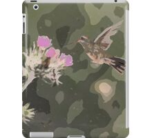 Fly for life iPad Case/Skin