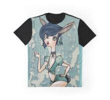 Deer Bombshell Graphic T-Shirt