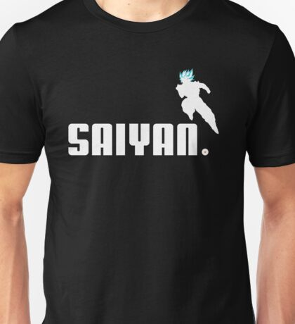 Super Saiyan God Goku Unisex T-Shirt