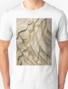 Hardwood - Backgrounds from Nature - Wood Grain Unisex T-Shirt