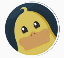 Happy Duck One Piece - Short Sleeve