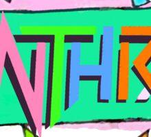 Beachthrax! Sticker