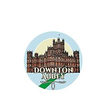 Downton Abbey - Castle Photographic Print