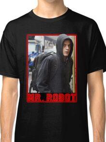 Mr Robot Elliot Alderson Classic T-Shirt