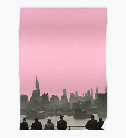 New York Nights Poster