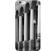 Courthouse Columns iPhone Case/Skin