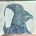 Totemic Animal - SoJie 12 Workshop - WIP 5 (a) by Ina Mar