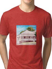 Highgate Hill Queenslander Tri-blend T-Shirt