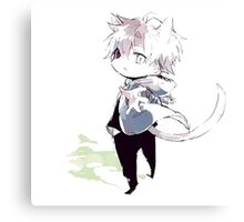 Cute Chibi Canvas Print