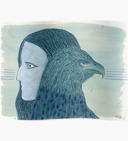 Totemic Animal Poster