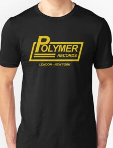Polymer Records spinal Unisex T-Shirt
