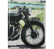 Vincent Black Shadow iPad Case/Skin