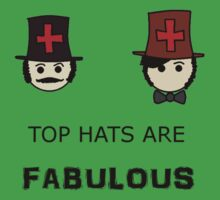Top Hats are ~Fabulous~ by lilywafiq