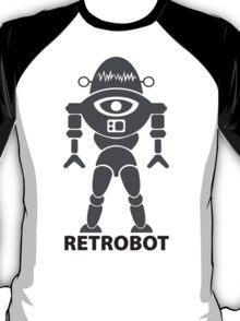 RETROBOT (steel) T-Shirt