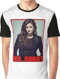 Mr Robot Dom Dipierro Graphic T-Shirt