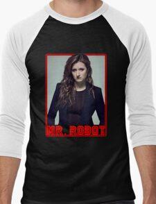 Mr Robot Dom Dipierro Men's Baseball ¾ T-Shirt