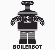 BOILERBOT (black) by jodalry