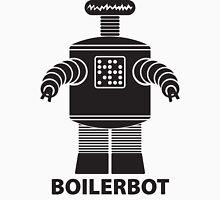 BOILERBOT (black) Unisex T-Shirt