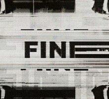 FINE NAILS Sticker