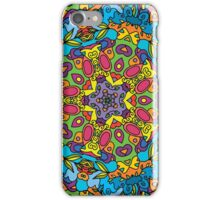 Psychedelic LSD Trip Ornament 0003 iPhone Case/Skin