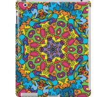 Psychedelic LSD Trip Ornament 0003 iPad Case/Skin