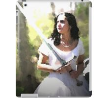 Warrior Bride iPad Case/Skin