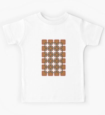 The Gold Room Carpet (The Shining)  Kids Tee
