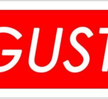 Suga aka Agust D Sticker