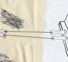 Canticorum Jubilo (after Aranzazu De Isusi Zubía) by Ina Mar
