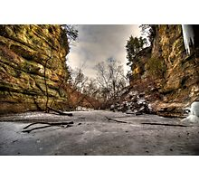 Outward from Wildcat Canyon Photographic Print