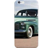 1941 Cadillac Series 61 Sedan iPhone Case/Skin
