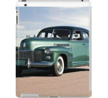 1941 Cadillac Series 61 Sedan iPad Case/Skin