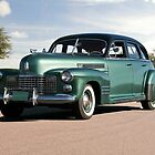 1941 Cadillac Series 61 Sedan by DaveKoontz