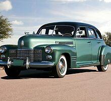 1941 Cadillac Series 61 Sedan by DaveKoontz