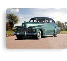 1941 Cadillac Series 61 Sedan Metal Print