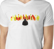 Come on Then! Mens V-Neck T-Shirt