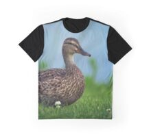 Wet Duck Graphic T-Shirt