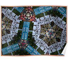 Mary Jane Lane - Flower Poster
