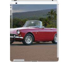 1965 Sunbeam Tiger MK1 iPad Case/Skin