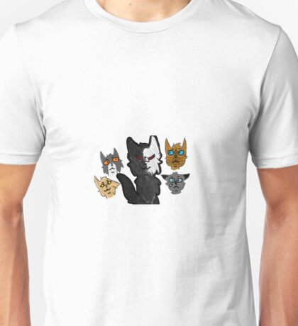 Angry leaders Unisex T-Shirt