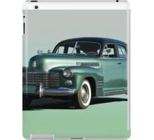 1941 Cadillac Series 61 Sedan 'Studio' iPad Case/Skin