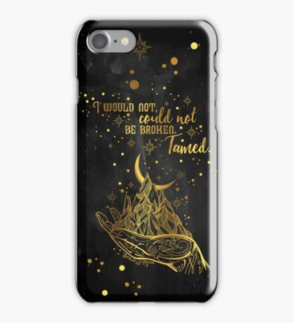ACOMAF - Tamed iPhone Case/Skin