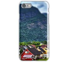 Fjord Playland iPhone Case/Skin