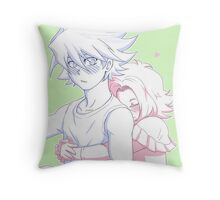 innocent love Throw Pillow