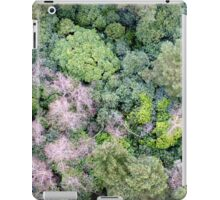 Trees From Above iPad Case/Skin