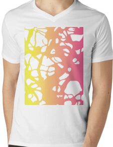 Abstract illustration 1 Mens V-Neck T-Shirt