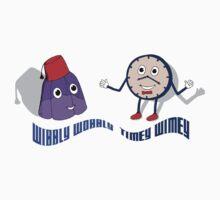 Wibbly Wobbly Timey Wimey by Erin Leigh Morrow