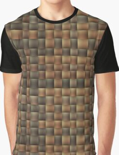 Woven Metal Graphic T-Shirt