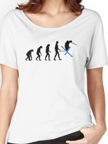 Evolution Ski Women's Relaxed Fit T-Shirt