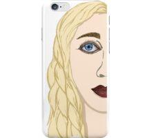 Peek-a-boo Alice iPhone Case/Skin